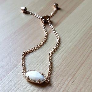 Kendra Scott Elaina Rose Gold Bracelet